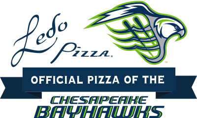 Ledo Pizza is a Proud Partner of the  Bayhawks