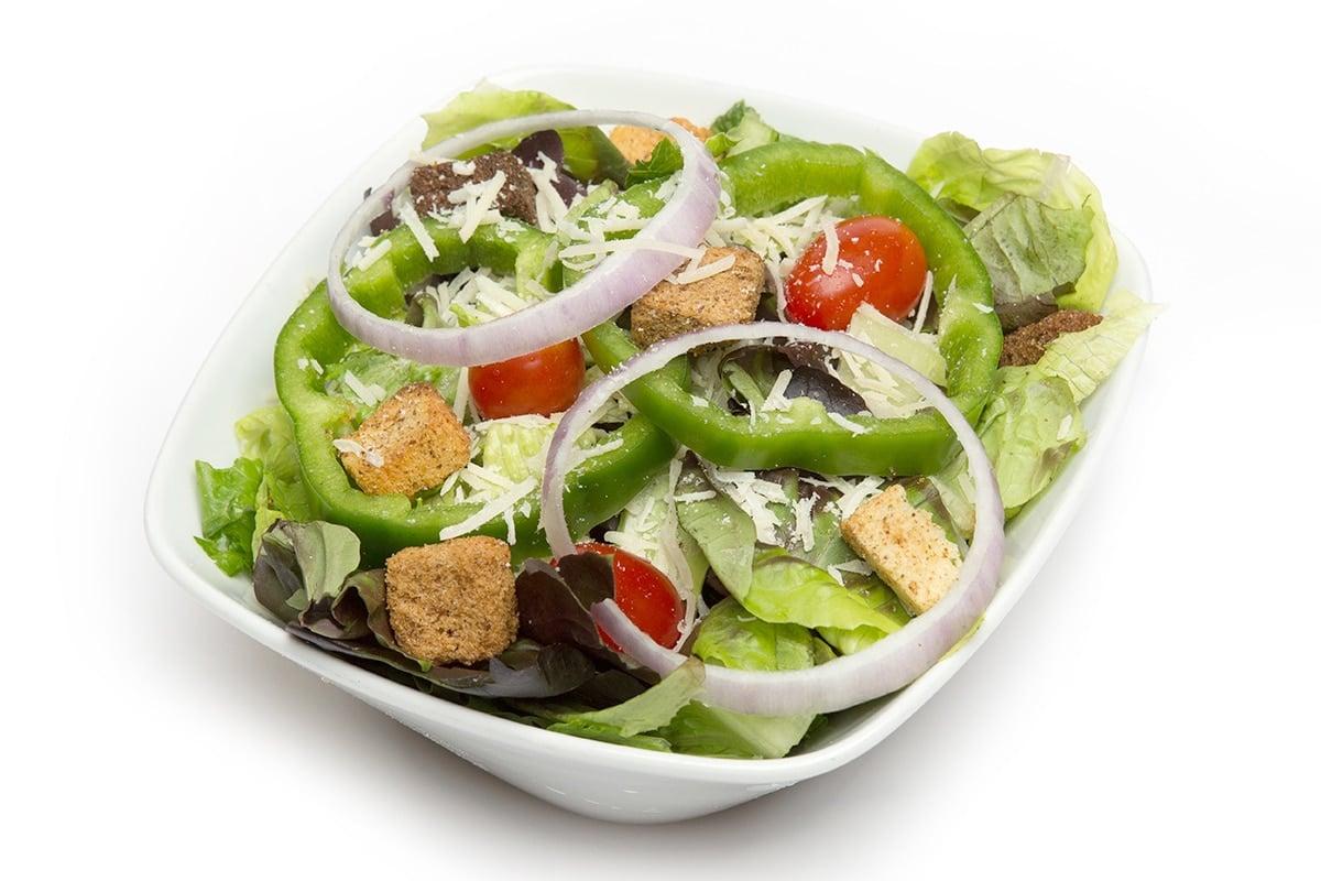 Tossed Salad Ledo Pizza