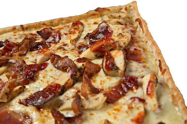 Photo of Sweet Baby-Q Chicken ledo pizza