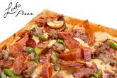 photo of Deluxe ledo pizza
