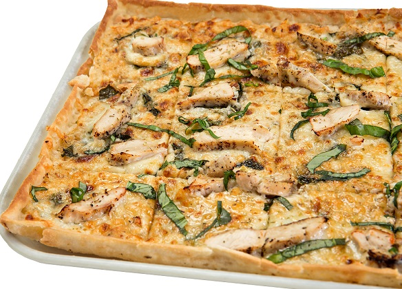 Photo of spring chicken ledo pizza