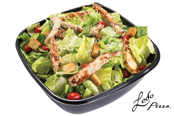 photo of catering grilled chicken salad
