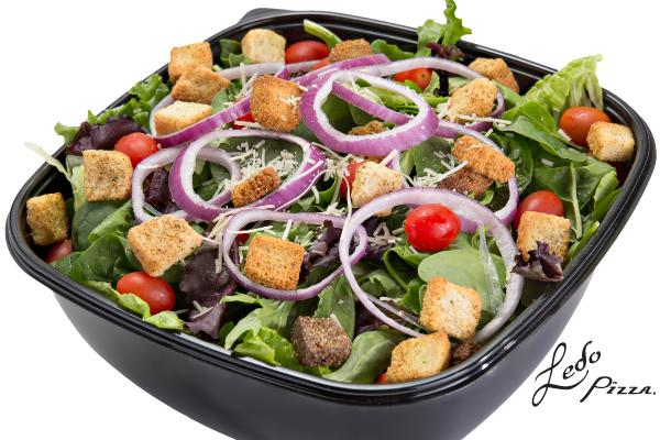 photo of catering tossed salad