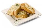 photo of garlic bread