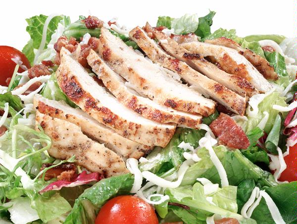 Grilled Chicken Salad Grilled chicken salad