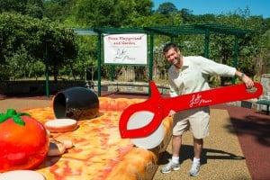 jamie pizza playground
