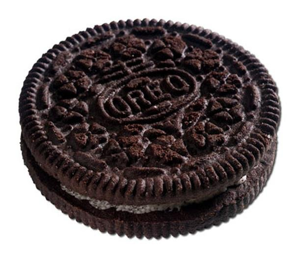 photo of oreo cookie