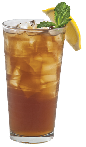 Photo of tropical tea drink