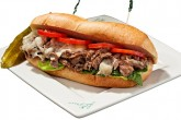 Photo of Ledo Pizza Steak and Cheese Sub