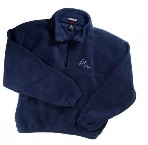 Photo of front of Ledo Pizza Fleece