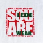 Photo of Front of Makin it Square Shirt