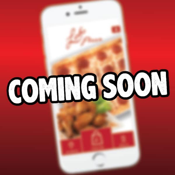 New App Coming Soon
