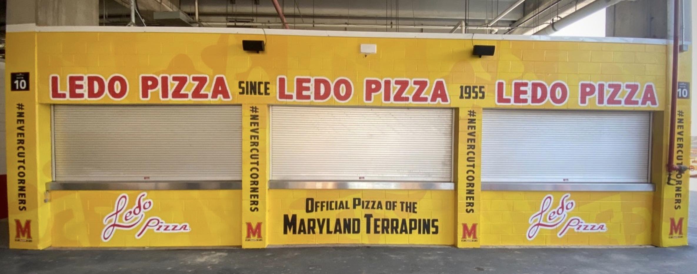 Maryland Stadium Location